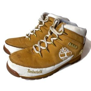 Timberland Euro Sprint Mid Hiker Boot Wheat Gold